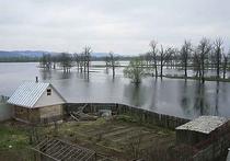 Власти Барнаула предупреждают жителей Затона о грядущем подтоплении