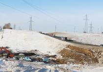 В Алтайском крае капитально отремонтируют 5 км «Чуйского тракта»