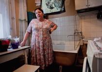 Кто живет в квартирах с незаконными ванными