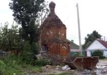В Орле уничтожаются памятники истории и культуры