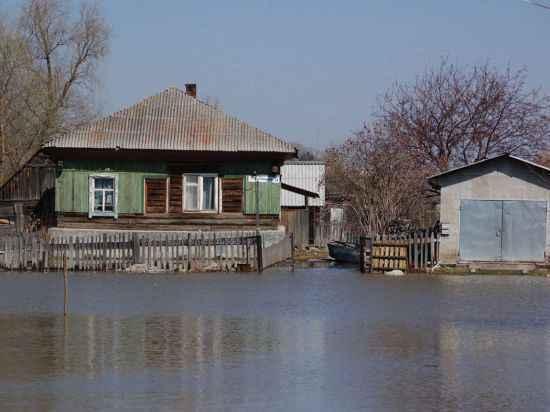 ВАлтайском крае уровень воды вреках пошел наспад