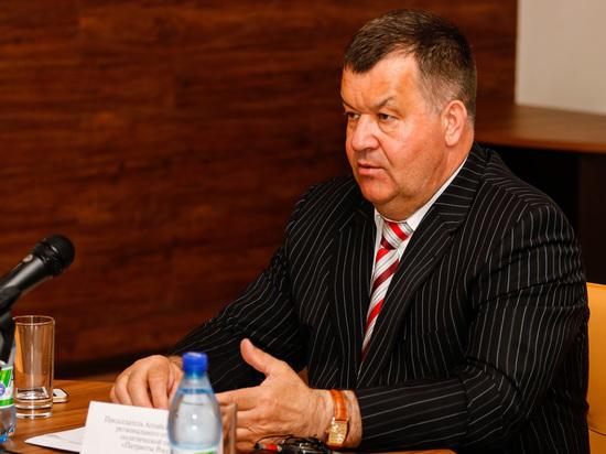 Анатолий Коваль: «ПАТРИОТЫ РОССИИ» будут больше общаться с народом»