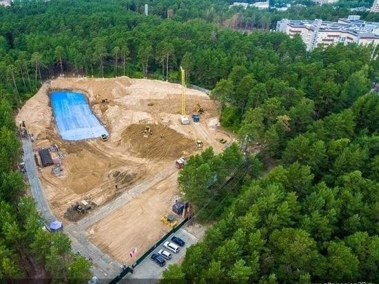 В Барнауле стартовало строительство реабилитационного центра