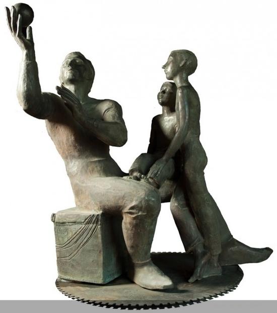 ВБарнауле открывают скульптуру «Народному просветителю Алтая»