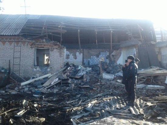 Рубцовчанам, пострадавшим вовремя взрыва дома, окажут материальную помощь
