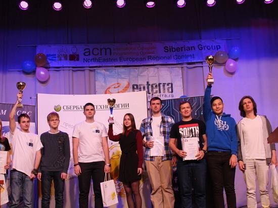 Студенты АлтГТУ завоевали серебро полуфинала чемпионата мира по программированию