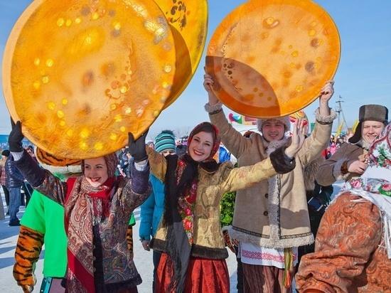 В Алтайском крае устроят пир горой на Масленницу