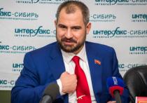 В Барнауле побывал кандидат в президенты Максим Сурайкин