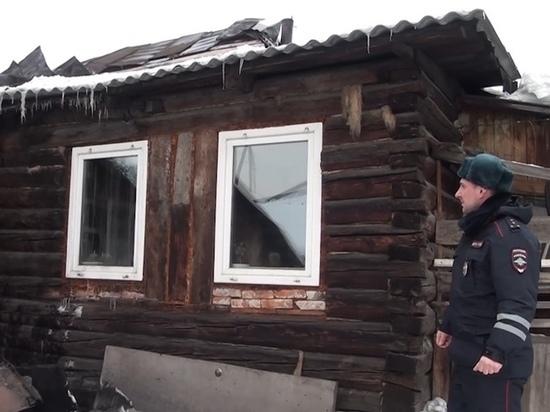 Полицейские спасли пять человек и предотвратили взрыв в Бийске