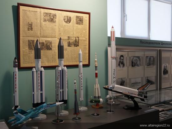 Музеи Алтайского края  впервые отправятся на Международный форум