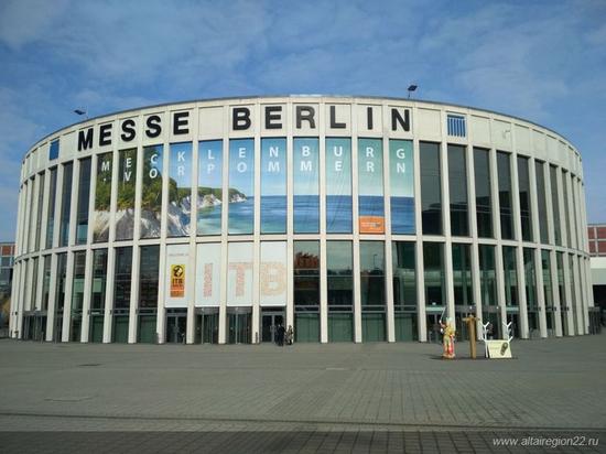 Алтайская делегация посетила туристическую выставку в Берлине