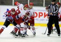 ХК «Алтай» уступил в серии плей-офф со счетом 1:3