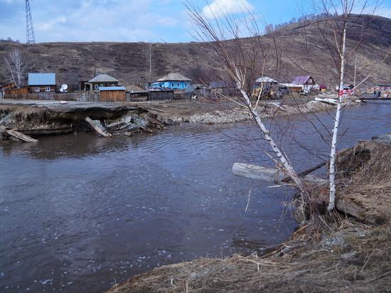 Паводок вАлтайском крае стал крупнейшим запоследние полвека