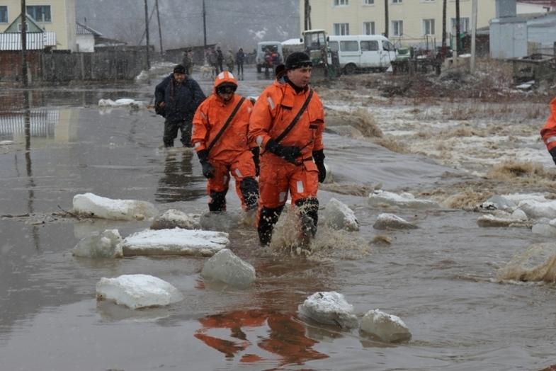 Алтайский край поборол первую волну паводка