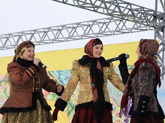 «Сибирская Масленица» — новый бренд Алтая