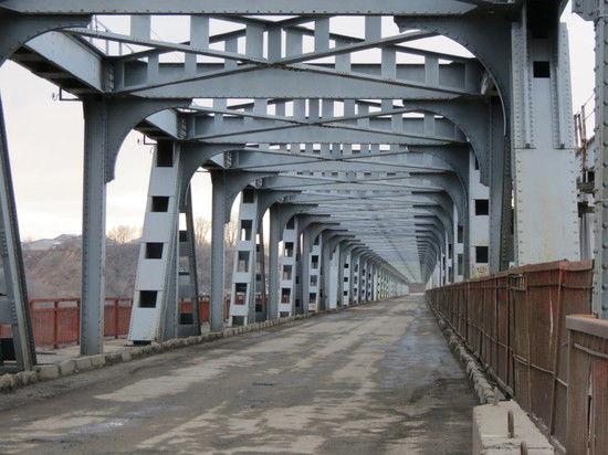Старый мост: движение открыто