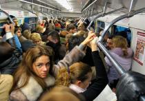 Вежливость в метро можно будет купить  за шоколадку