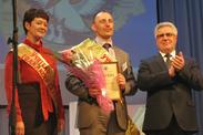 Приветствовал участников конкурса заместитель губернатора алтайского края, начальник управления алтайского края по