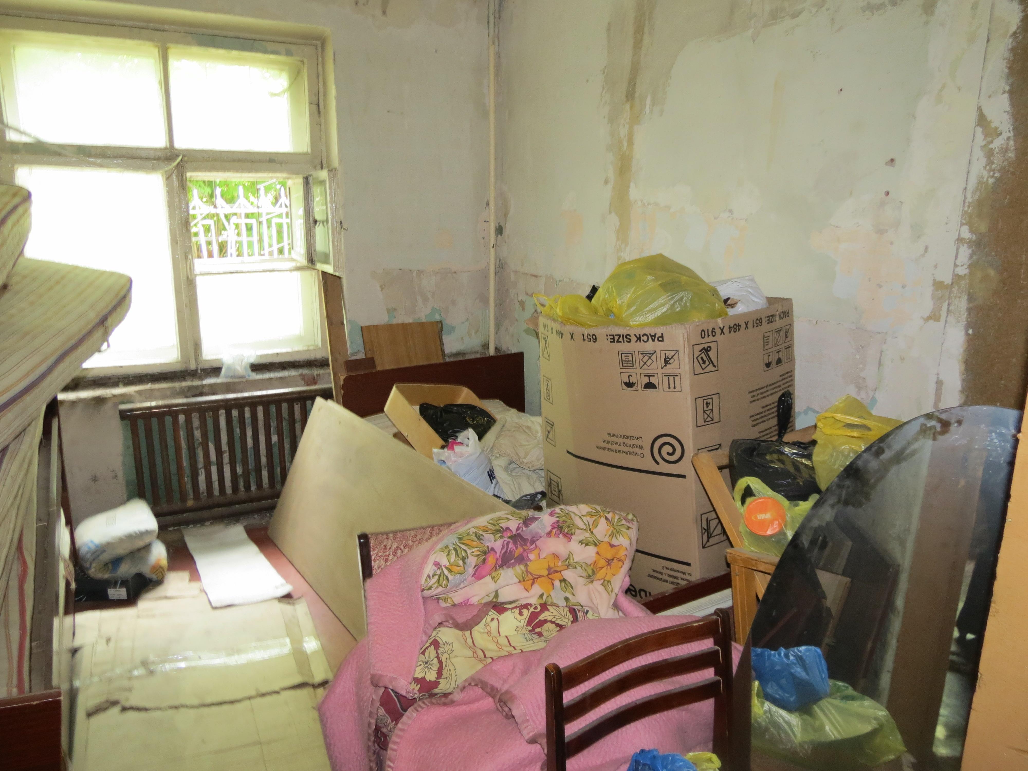 жилищные помещения маневренного фонда